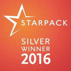 Giflor comes away with five separate prizes at the Starpack Industry Awards